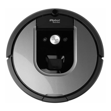 Aspiradora robot iRobot 900 Roomba 960 negra 120V/240V