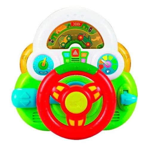 Mini Volante De Juguete Con Luz Y Sonido Interactivo