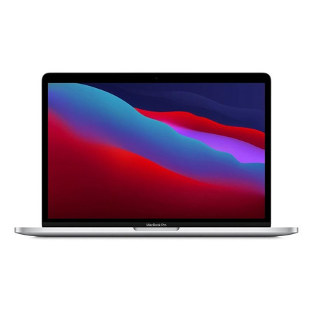 Apple MacBook Pro (13 polegadas, 2020, Chip M1, 256 GB de SSD, 8 GB de RAM) - Prateado