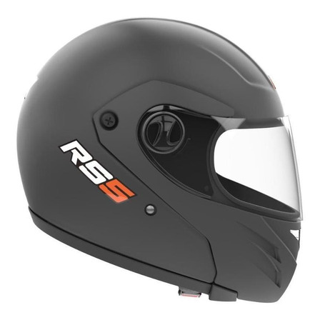 Casco para moto rebatible Hawk RS5 negro mate talle M