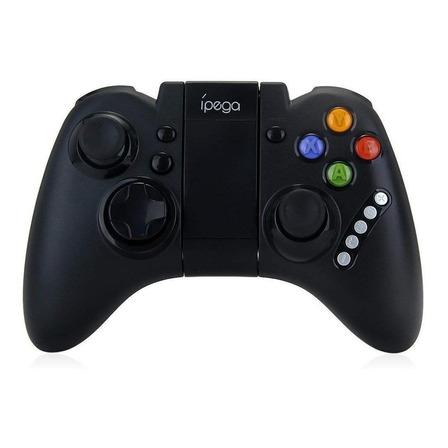Controle joystick sem fio Ipega PG-9021 preto