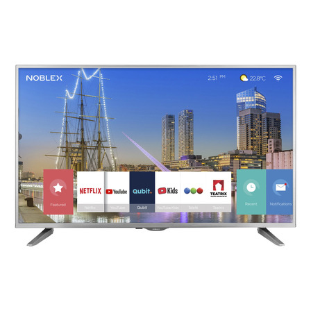 "Smart TV Noblex DJ55X6500 LED 4K 55"" 220V"