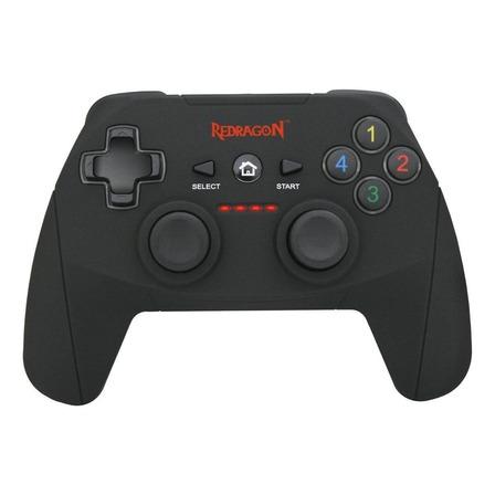 Controle joystick sem fio Redragon Harrow G808 preto