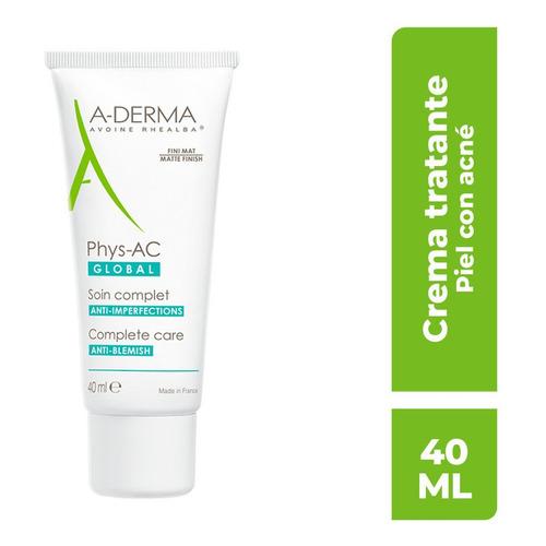 A-derma Phys-ac Global Crema Piel Grasa 40ml