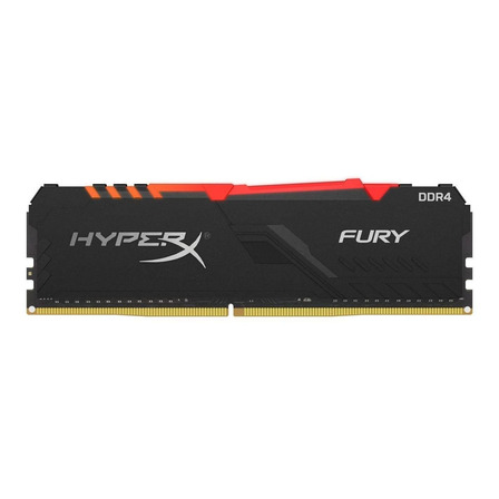 Memoria RAM 8GB 1x8GB Kingston HX432C16FB3A/8 HyperX Fury