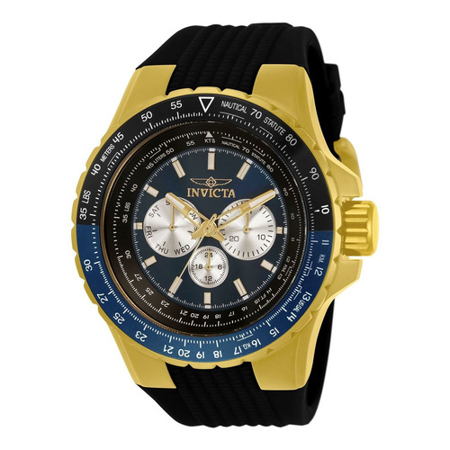 Reloj Invicta 33031 Azul Hombres