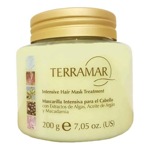 Terramar Mascarilla Capilar Repara Macadamia Argán Original