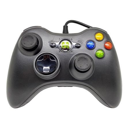 Control joystick Megafire 492-NO4 negro