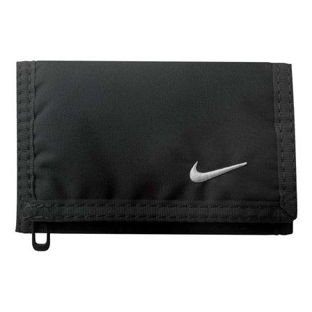 Billetera Nike Basic negra poliéster