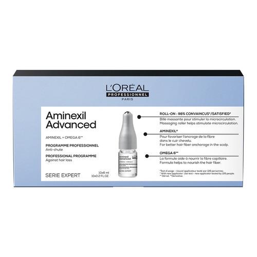 Tratamiento Anti Caída De Cabello En Ampolleta Con Aminexil