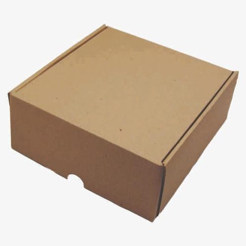 Caja Para Envios E-commerce 50 Pzas 20x20x8cm Microcorrugado