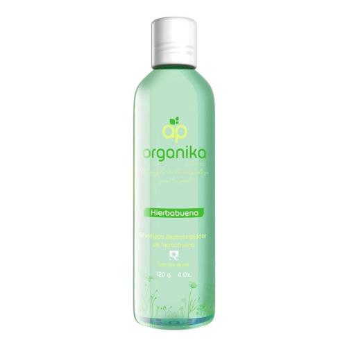 Aspidpro Shampoo Dermolimpiador Facial Hierbabuena Organika