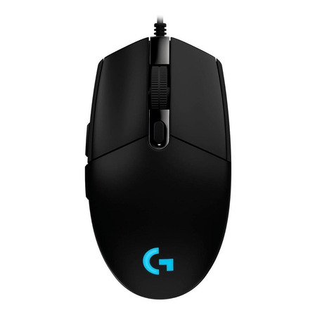 Mouse para jogo Logitech Prodigy G Series G203 preto