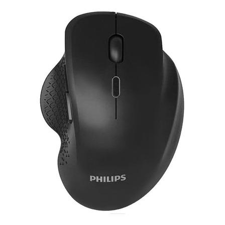 Mouse sem fio Philips SPK7624 600 Series preto