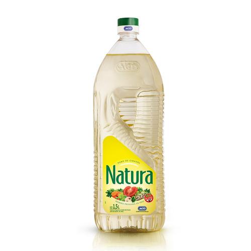 Aceite de girasol Natura botella1.5l