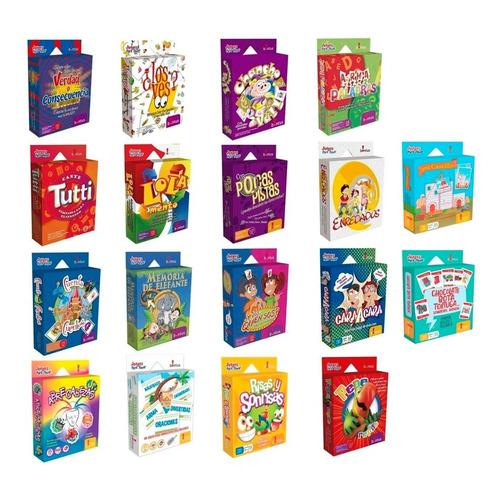 Juegos Para Llevar Bontus Cartas Viaje Juego De Mesa Lelab