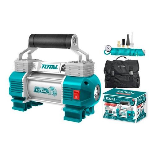 Compresor de aire mini Batería portátil Total Tools TTAC2506 12V