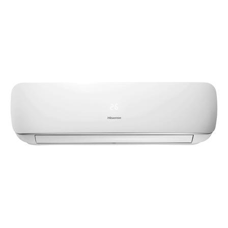 Aire acondicionado Hisense mini split inverter frío/calor 18000 BTU blanco 220V AU182TG2