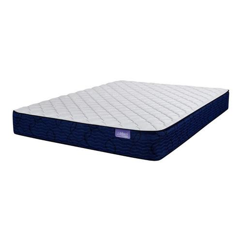 Colchon Inducol Alanis 2 Plazas 140x190 Resorte Con Euro Pillow Garantia 5 Años
