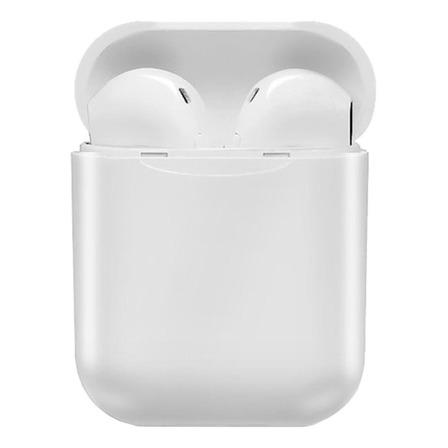 Fone de ouvido sem fio i11 TWS branco