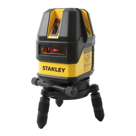 Nivel láser de líneas cruzadas Stanley STHT77512 10m