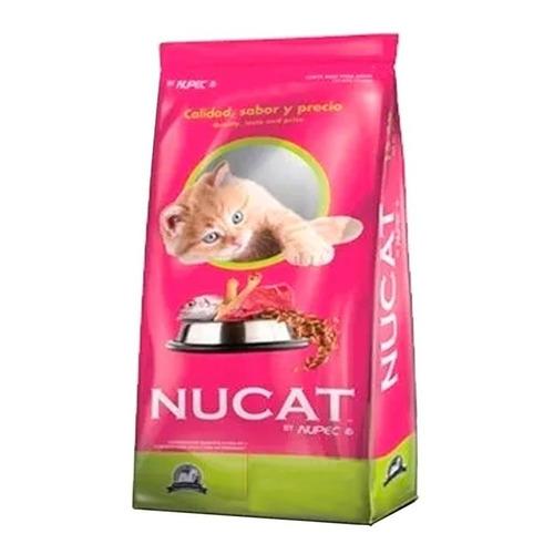 Nucat Croquetas Para Gatos Bolsa 1.8 Kg By Nupec
