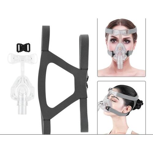 Máscara Facial Para Cpap Con Arnés, Registro En Msp Talle M