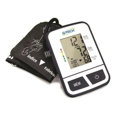 Medidor de pressão arterial digital de braçoG-Tech BSP11