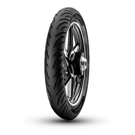 Llanta trasera para moto Pirelli Super City para uso con cámara 90/90-18 P 51