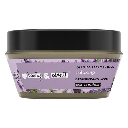 Desodorante em creme Love Beauty & Planet Relaxing 50 g