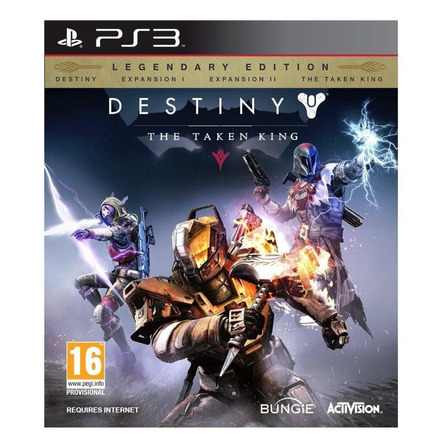 Destiny: The Taken King Legendary Edition Digital PS3 Activision