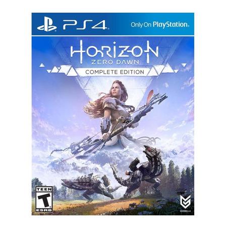 Horizon Zero Dawn  Complete Edition Sony PS4 Físico