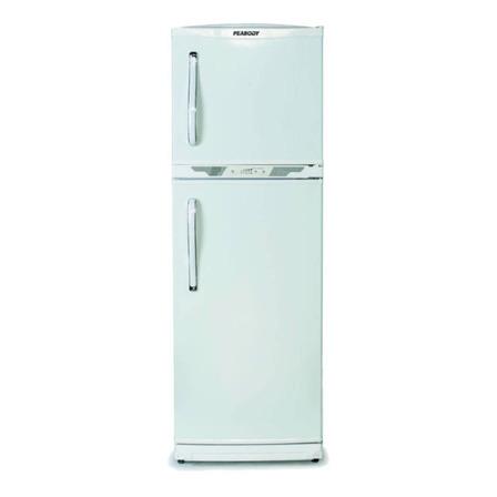 Heladera no frost Peabody NF1600  blanca con freezer 329L 220V