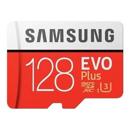 Cartão de memória Samsung MB-MC128HA/EU Evo Plus 128GB