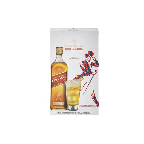 Johnnie Walker Red Label Highball Blended Scotch escocés 700 mL