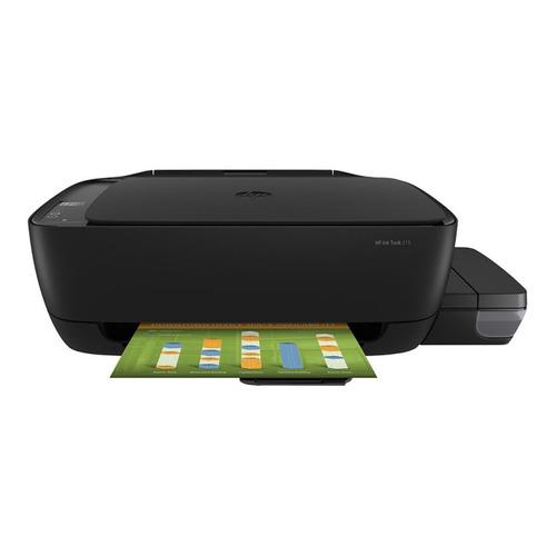Impresora a color multifunción HP Ink Tank 315 negra 200V - 240V