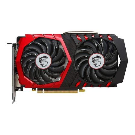 Placa de video Nvidia MSI  Gaming X GeForce 10 Series GTX 1050 Ti GEFORCE GTX 1050 TI GAMING X 4G 4GB