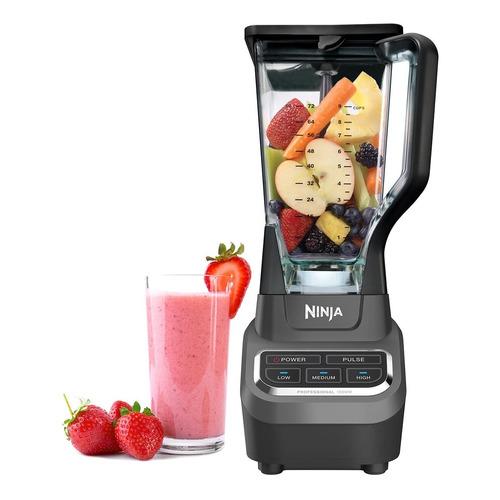 Licuadora Profesional Ninja Co610b 1000w 4v Tritura Uso Rudo