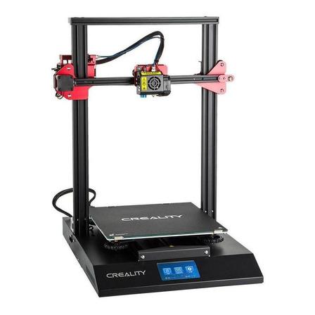 Impresora Creality 3D CR-10 S Pro color negro 100V/240V con tecnología de impresión FDM