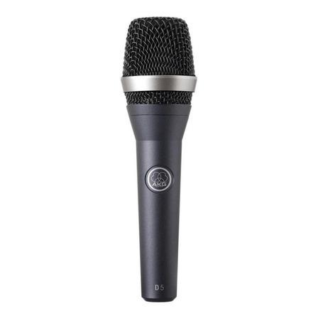 Microfone AKG D5 supercardióide