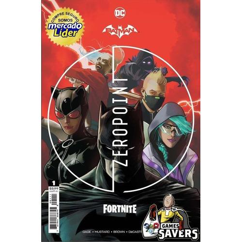 Fortnite Comic Zero Point