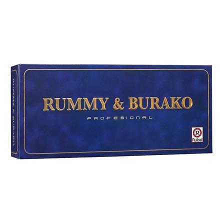 Juego de mesa Rummy & Burako Profesional Ruibal