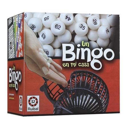 Juego de mesa Un Bingo en mi Casa Ruibal