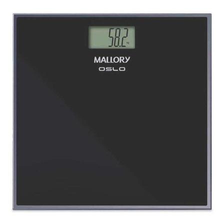 Balança corporal digital Mallory Oslo, hasta 150 kg