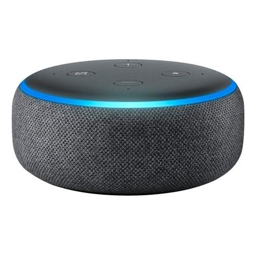Amazon Echo Dot 3rd Gen Com Asistente Virtual Alexa Charcoal 110v/240v