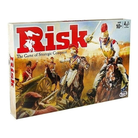 Juego de mesa Risk Hasbro