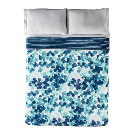 Cobertor Vianney Nórdico Frazada Bariloche/Deep blue