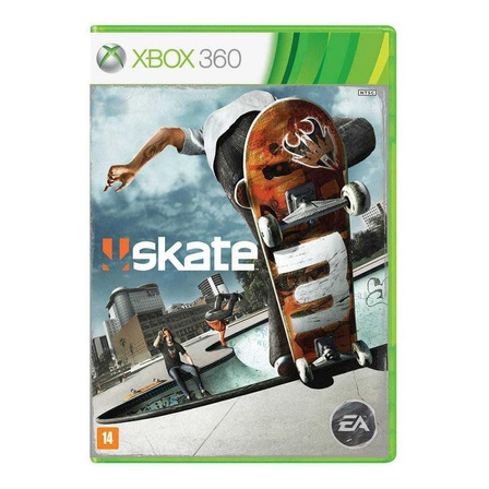 Skate 3 Standard Edition Electronic Arts Xbox 360 Físico