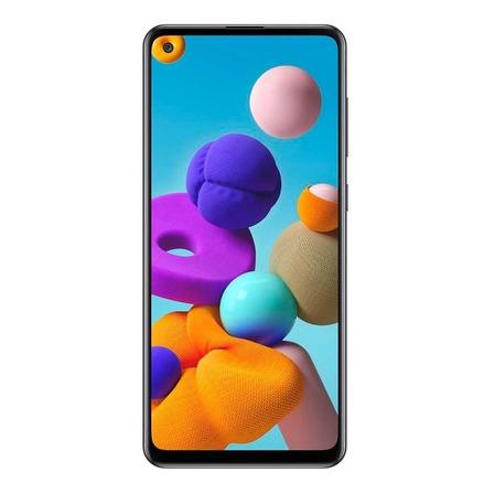 Samsung Galaxy A21s 64 GB Negro 4 GB RAM