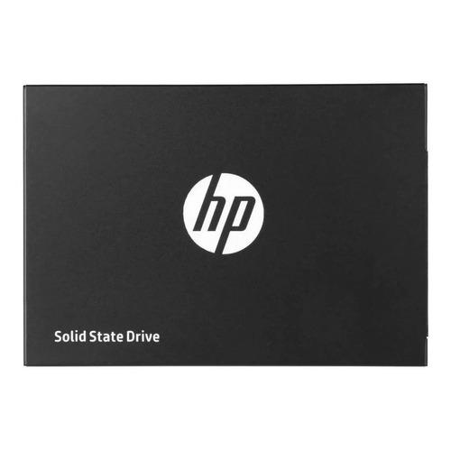 Disco sólido interno HP S700 6MC15AA 1TB negro